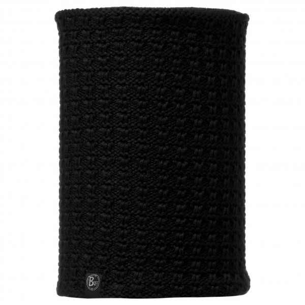 Buff - Neckwarmer Knitted + Polar Fleece - Cache-cou