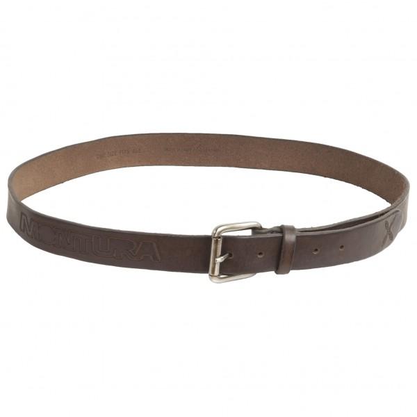 Montura - Leather Belt - Riemen