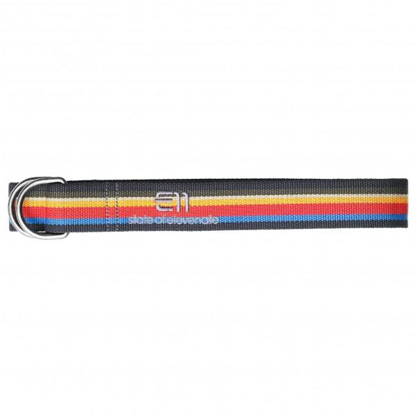 Elevenate - Elevenate Stripe Belt - Gürtel