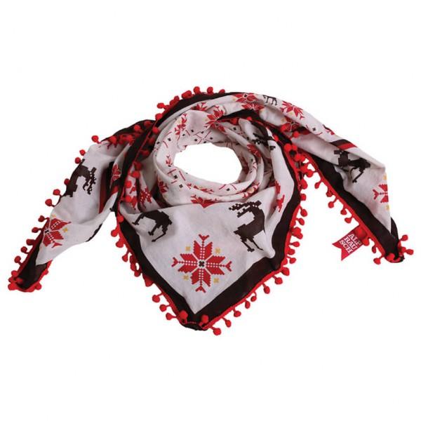 Alprausch - Norwegerli - Tørklæde