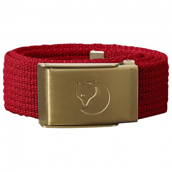 Fjällräven - Kid's Canvas Belt - Belts