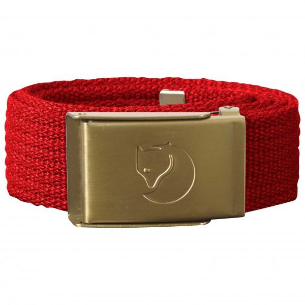 Fjällräven - Kid's Canvas Belt - Belt