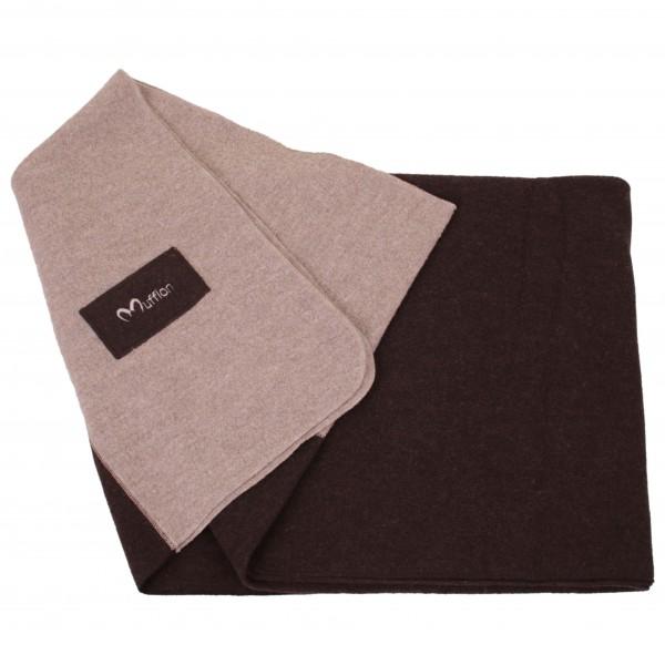 Mufflon - Blanket Logo - Wool blanket