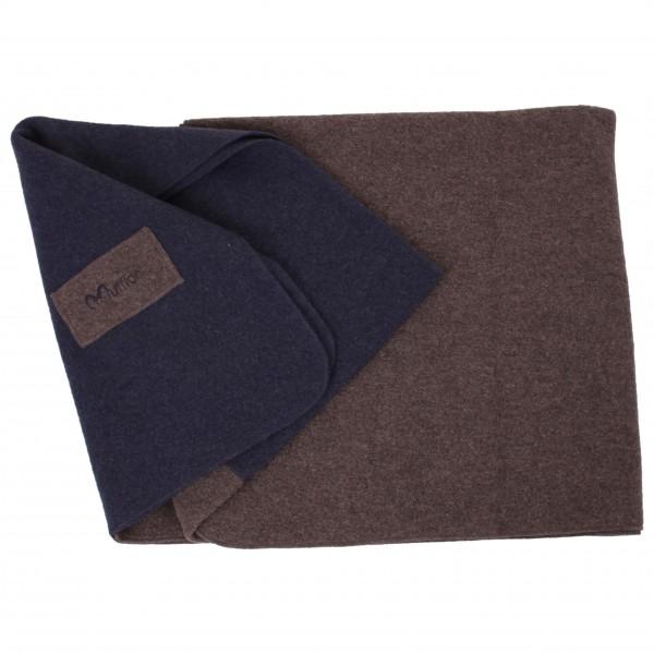 Mufflon - Blanket Logo - Wollen deken