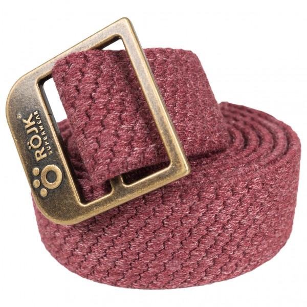 Röjk - BuckleUp Belt - Vyöt