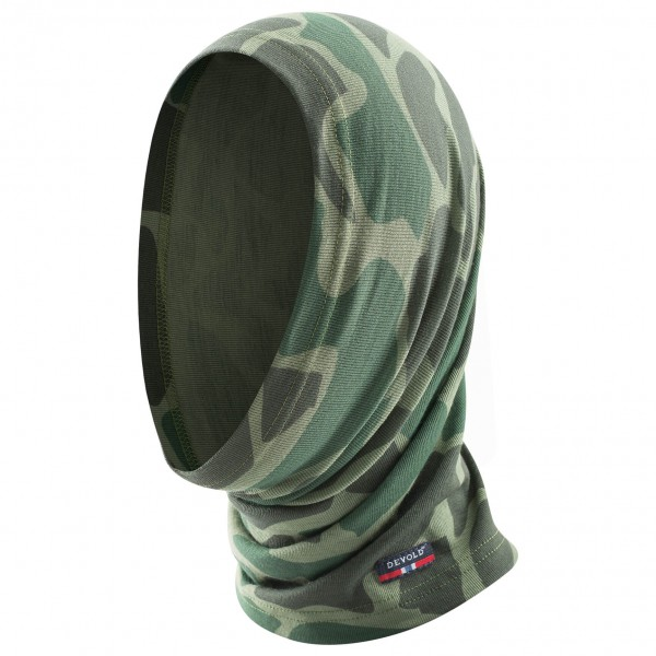 Devold - Camo Headover - Halstørkle
