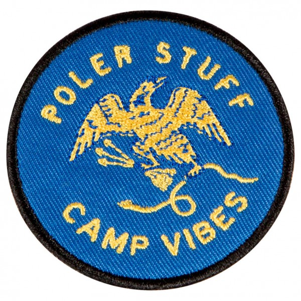 Poler - Sea Vibes Iron-On Patches