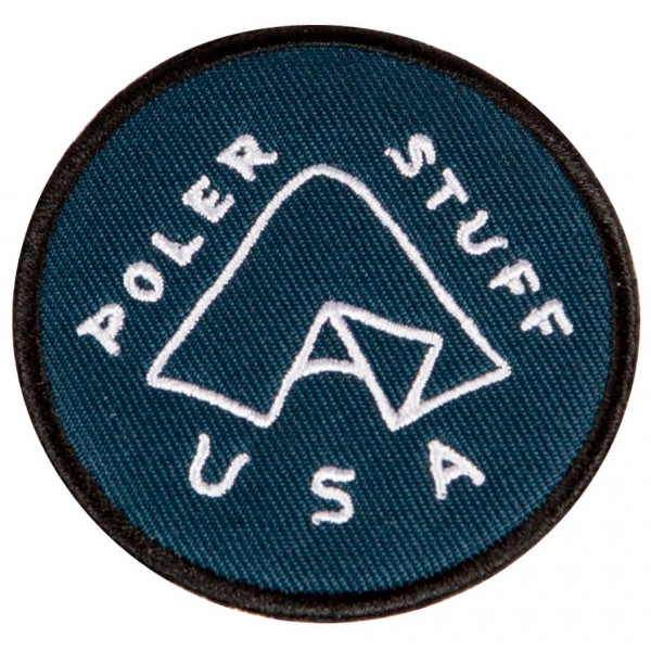 Poler - Tent Iron-On Patches