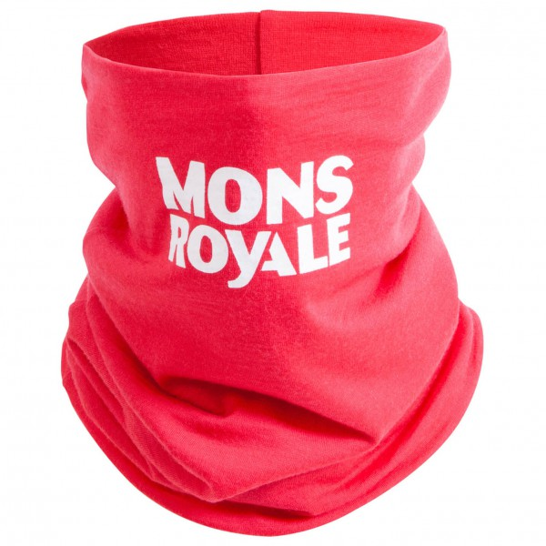Mons Royale - Double Up Neckwarmer - Schal