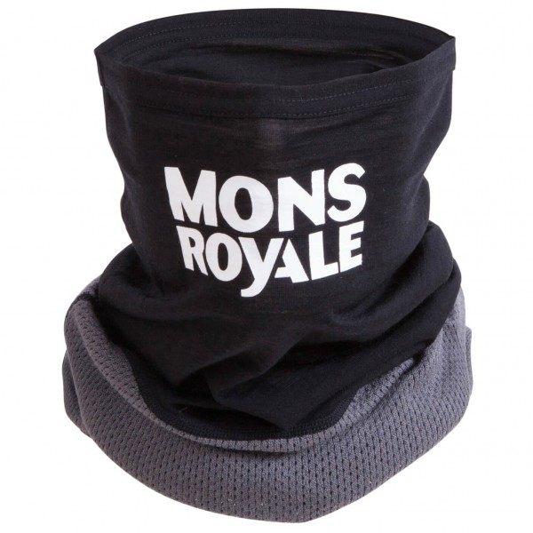 Mons Royale - Fifty-Fifty Mesh Neckwarmer - Sjaal