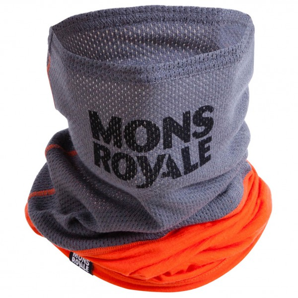 Mons Royale - Fifty-Fifty Mesh Neckwarmer - Scarf