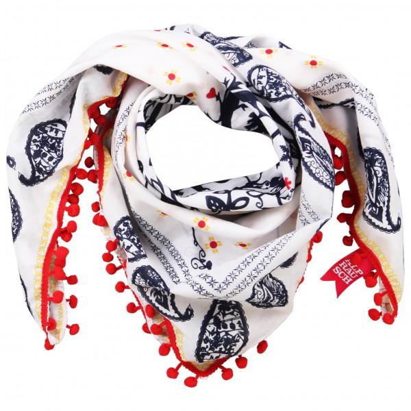 Alprausch - Women's Winterherz Scarf - Tørklæde
