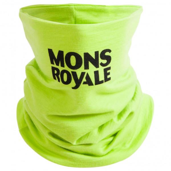 Mons Royale - Double Up Neckwarmer FWT - Tørklæde