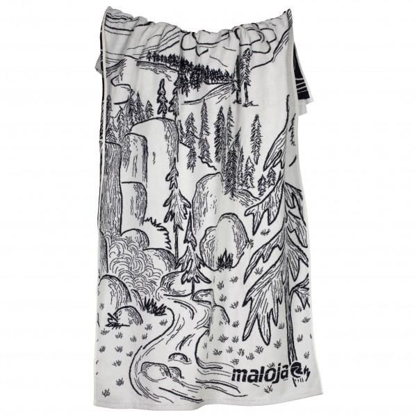 Maloja - BeversM. - Microfiber towel