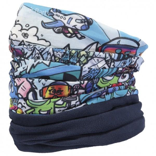 Barts - Kid's Multicol Polar Monster Ski - Pañuelo para el cuello