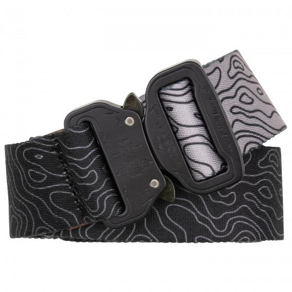 AustriAlpin - Textilgürtel Schwarz Cobra 38 - Belt