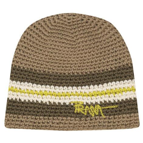 Prana - Hand Knit Stripe Beanie