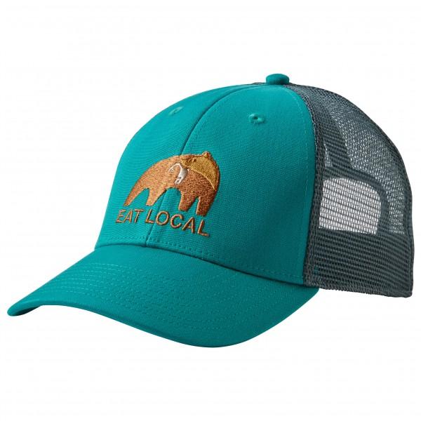 Patagonia - Eat Local Upstream Lopro Trucker Hat - Pet
