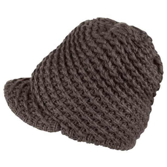 The North Face - Chunky Knit Visor Beanie