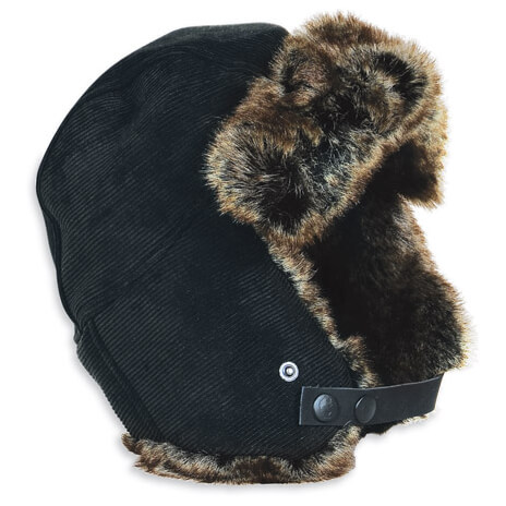 Tatonka - Ashford Cap - Wintermütze mit Kunstpelz