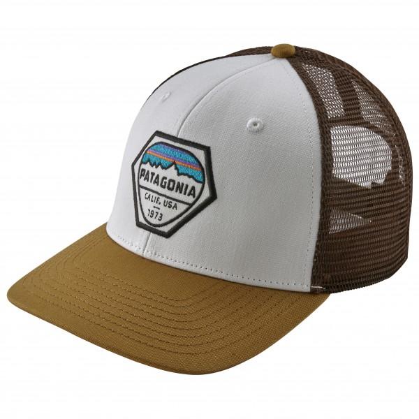Patagonia - Fitz Roy Hex Trucker Hat - Cap
