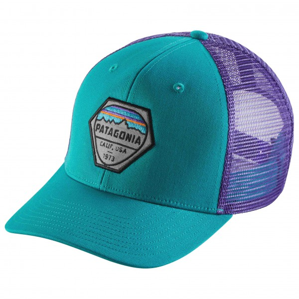 Patagonia - Fitz Roy Hex Trucker Hat - Pet