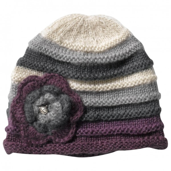 Prana - Lilly Flower Beanie - Wintermütze