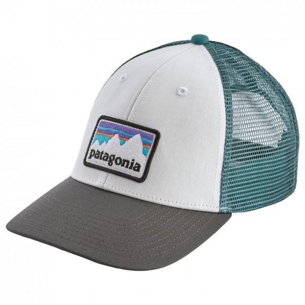 Patagonia - Shop Sticker Patch Lopro Trucker Hat - Caps
