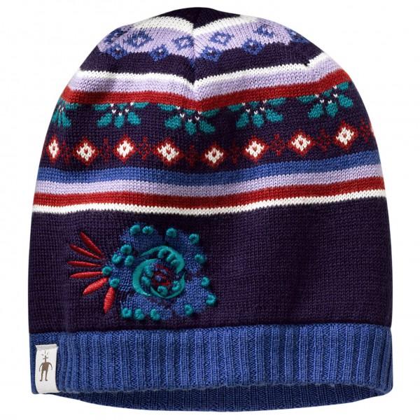 Smartwool - Mountain Floral Beanie - Wollmütze