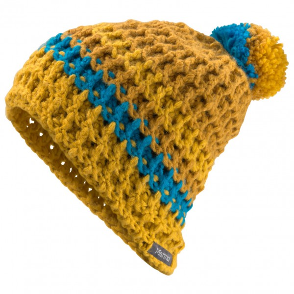 Marmot - Bar Pom Hat - Strickmütze