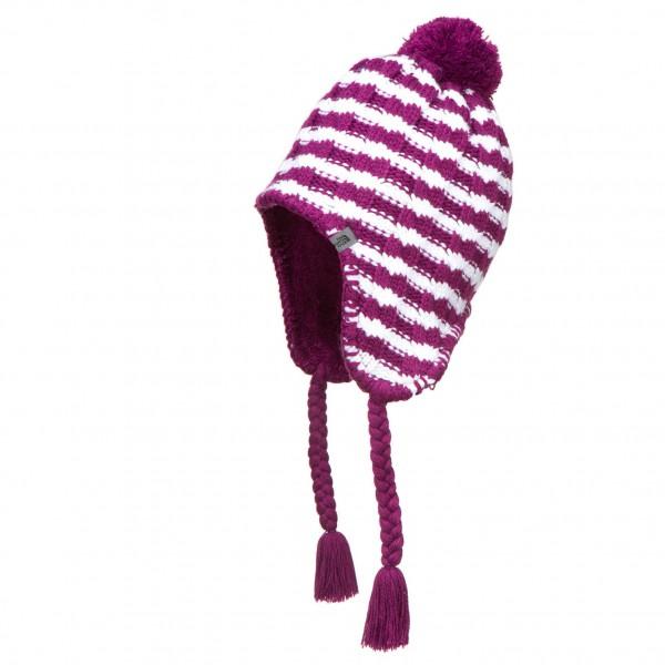 The North Face - Girl's Fuzzy Earflap Beanie - Strickmütze