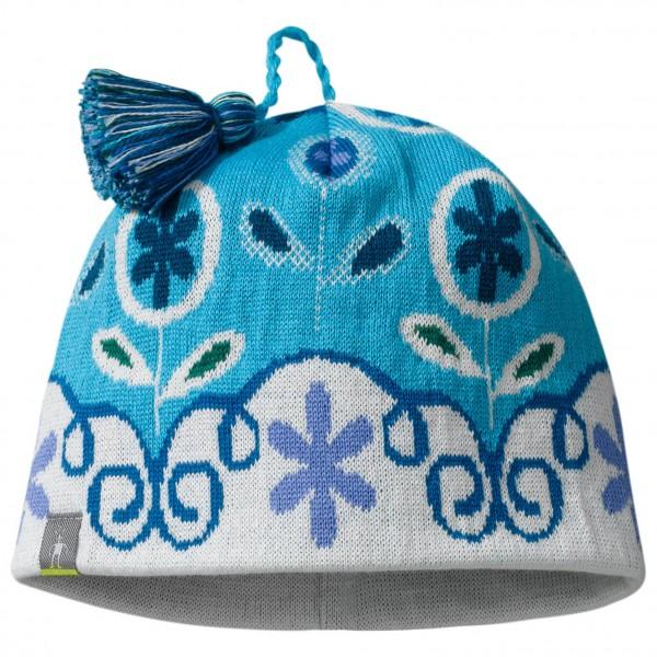 Smartwool - Girl's Wintersport Flower Patch Hat - Beanie