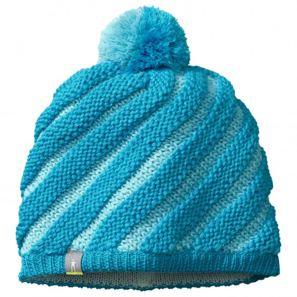 Smartwool - Girl's Hot Springs Hat - Myssy