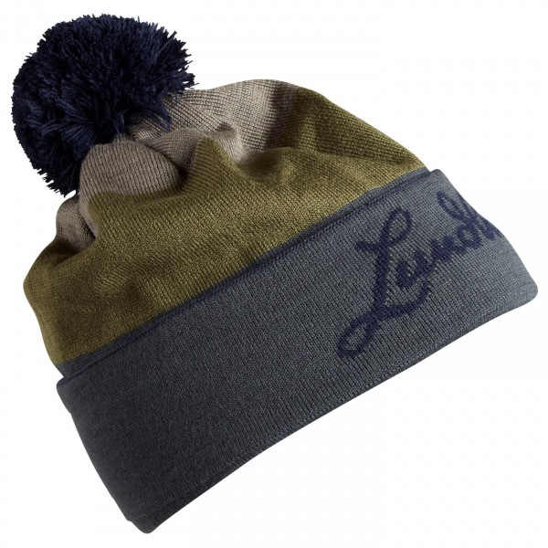 Lundhags - PomPom Beanie - Muts