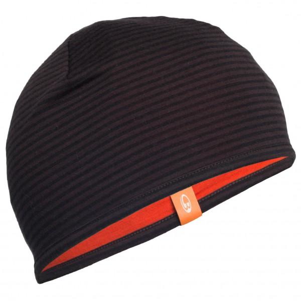 Icebreaker - Pocket Hat Stripe - Myssy