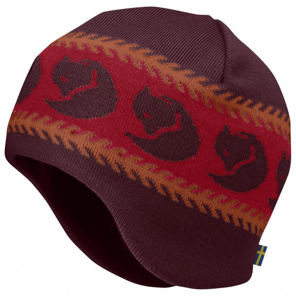 Fjällräven - Kids Knitted Hat - Muts