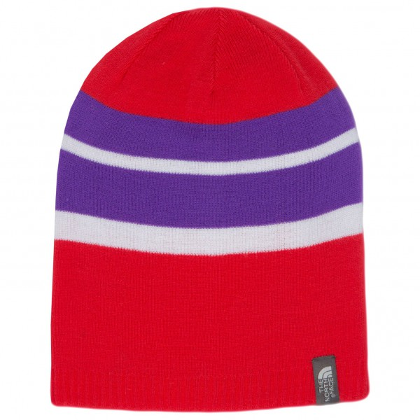 The North Face - Youth Reversible Leavenworth Beanie - Muts