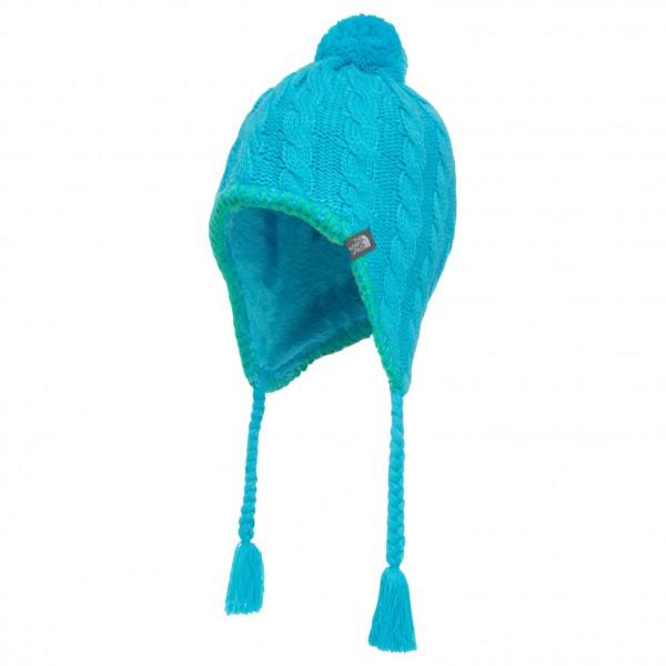 The North Face - Girls Fuzzy Earflap Beanie - Bonnet