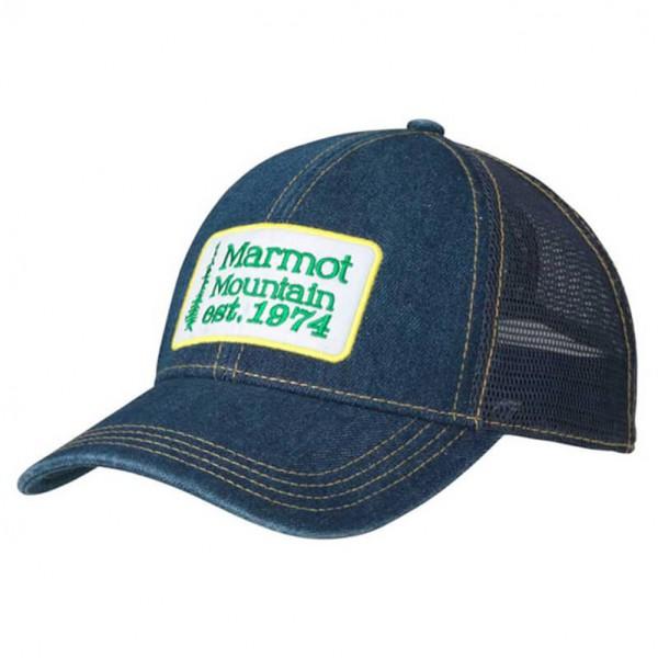 Marmot - Retro Trucker Hat - Lippalakki