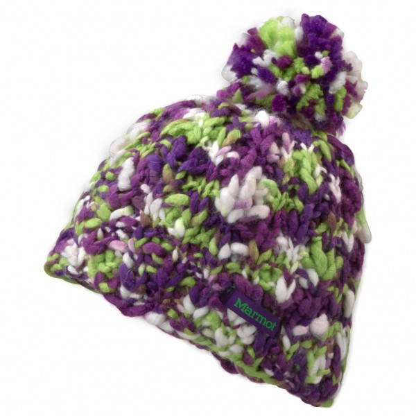 Marmot - Girl's Frosty Pom Hat - Bonnet