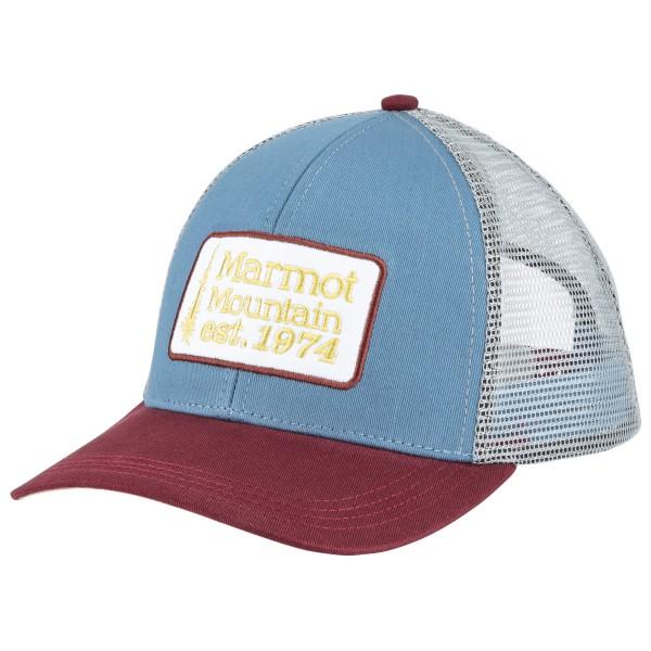 Marmot - Retro Trucker Hat - Pet