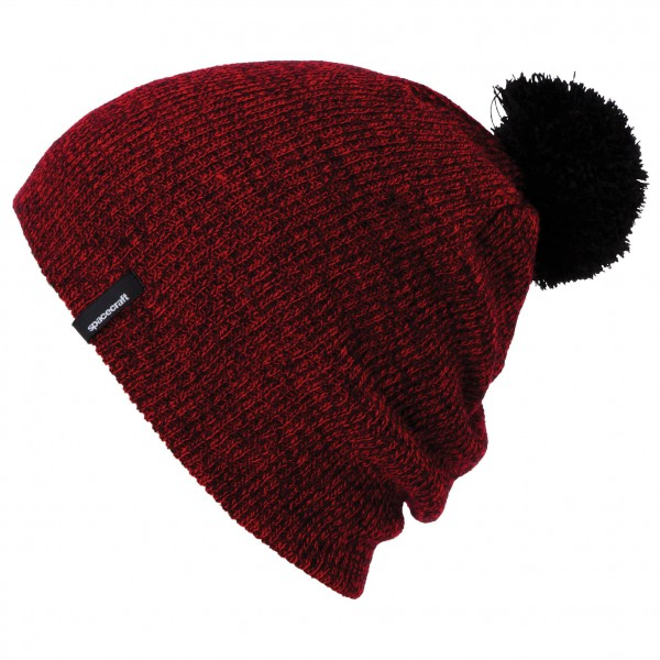 Spacecraft - Peppered Pom - Beanie
