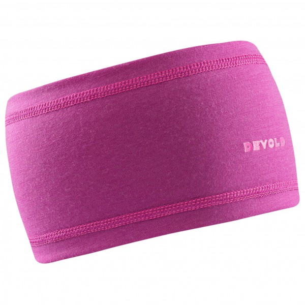 Devold - Breeze Junior Headband - Otsanauha