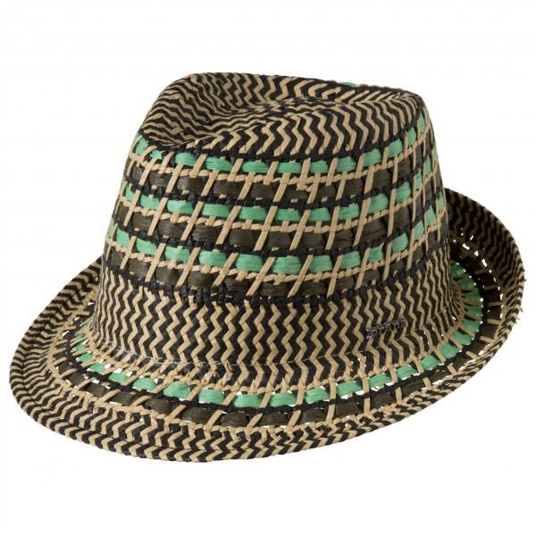 Prana - Women's Lisen Straw Fedora - Hat