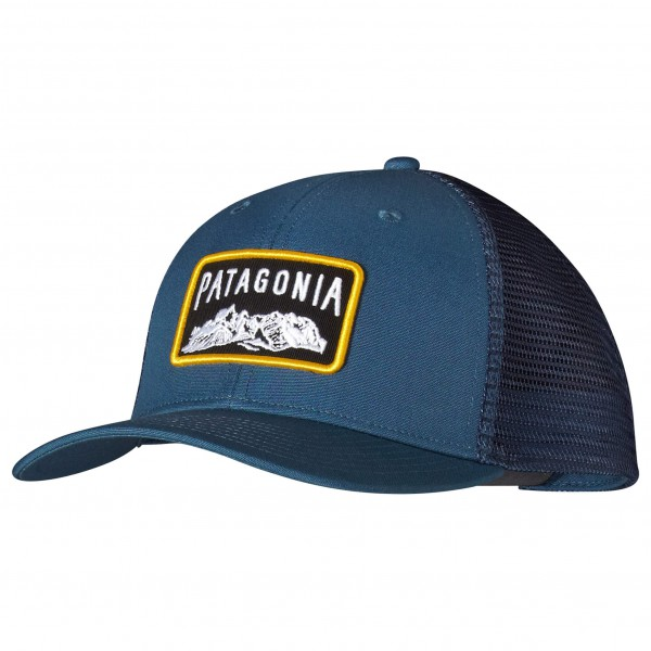 Patagonia - Climb A Mountain Trucker Hat - Cap