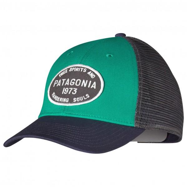 Patagonia - Hog Tag Lopro Trucker Hat - Lippalakki