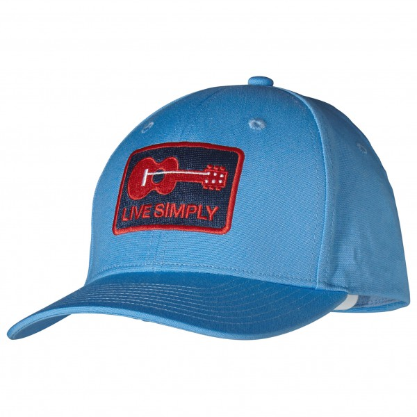 Patagonia - Live Simply Guitar Roger That Hat - Casquette