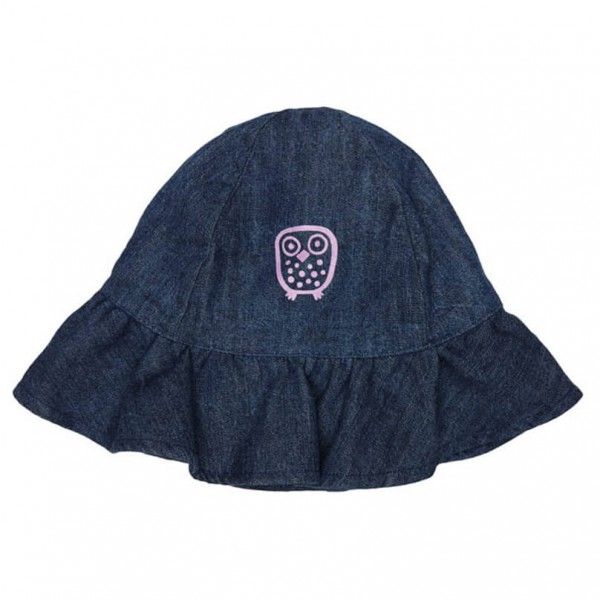 Ej Sikke Lej - Kid's Summer Denim Girl Hat - Hoed