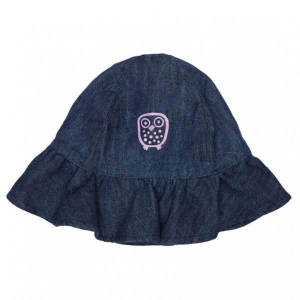 Ej Sikke Lej - Kid's Summer Denim Girl Hat - Hut