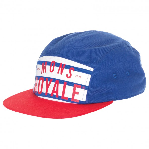Mons Royale - Regatta 5 Panel Cap